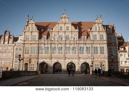 Gdansk in Poland