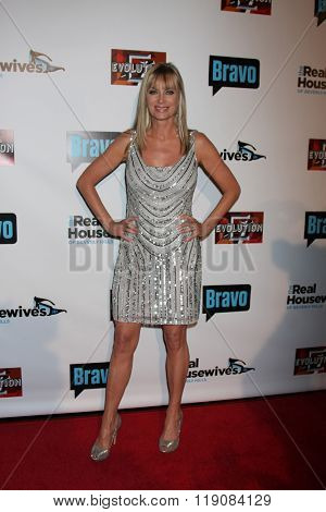 LOS ANGELES - DEC 3:  Eileen Davidson at The Real Housewives of Beverly Hills Premiere Red Carpet 2015 at the W Hotel Hollywood on December 3, 2015 in Los Angeles, CA