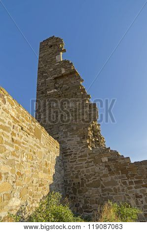 The Ruins Of The Tower