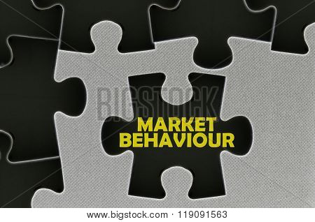 The White Jigsaw Puzzle Written Word Market Behaviour