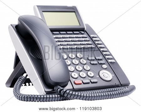 Digital Telephone Isolated