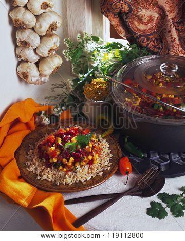 Spicy Mexican Kitchen
