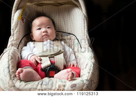 Baby Safety Concept