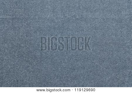 Speckled Textured Monochrome Background From Fabric Of Pale Silvery Color