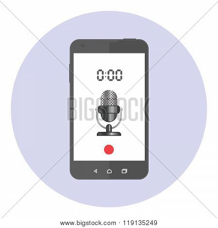Voice Recorder Mobile Application