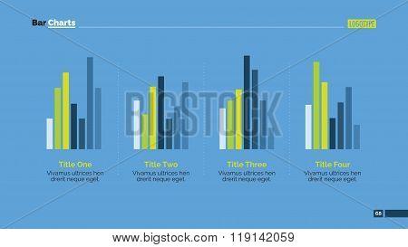 Bar Charts Slide