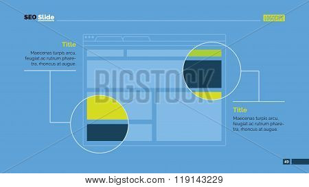 SEO Presentation Slide
