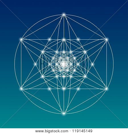 Sacred Geometry Symbol Or Element