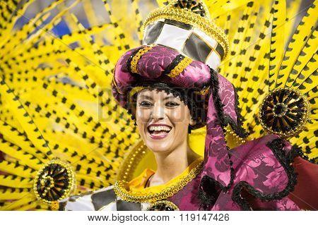 Carnaval 2016 - São Clemente