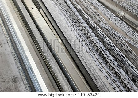 Profiles For Plasterboard