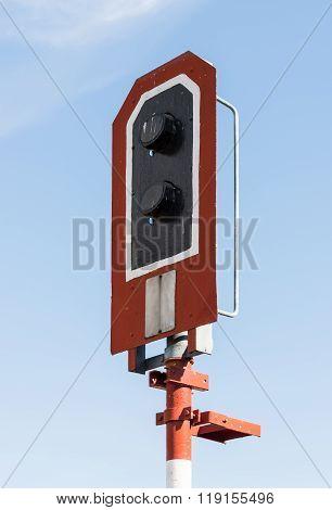 Modern Signal Pole