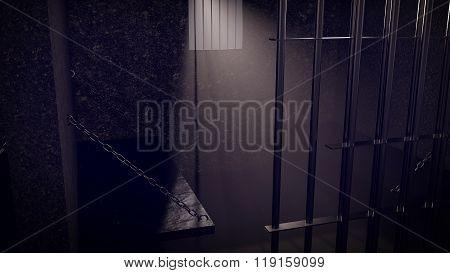 Prison Interier