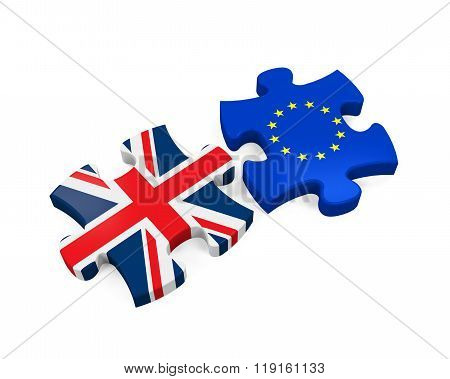 Brexit Puzzle Pieces