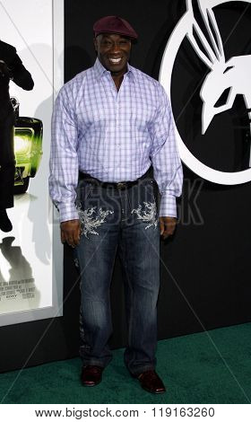 Michael Clarke Duncan at the Los Angeles Premiere of