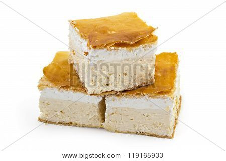 Sweet cream pie, krempita