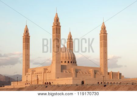 Grand Mosque In Nizwa, Oman