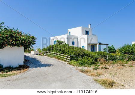 House in Skyros island