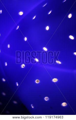 Detail of night lamp for children