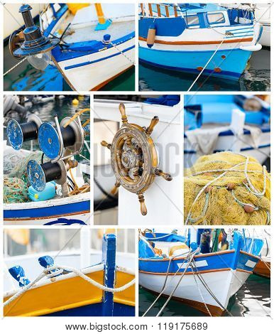 Details Of Wooden Fishing Vessels