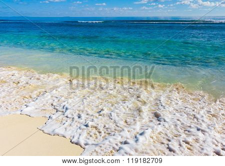 Tide Sea Scene