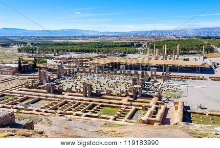 View of Persepolis - Iran