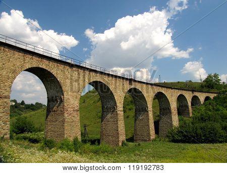 Railway Viaduct, 1896