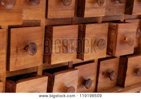 Small Drawers