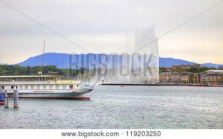 Genevan Lake