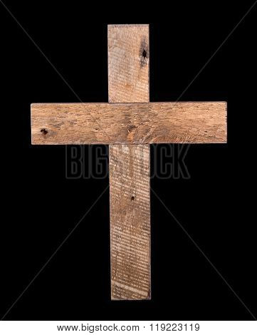 Rustic Wooden Cross