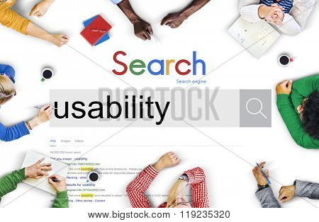 Usability Capability Purpose Quality Usefulness Concept