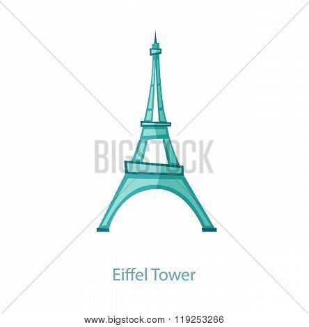Eiffel Tower. Paris