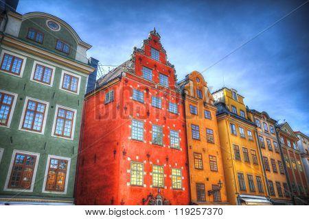 Stortorget Place In Gamla Stan