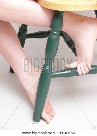 Bare Feet 50499