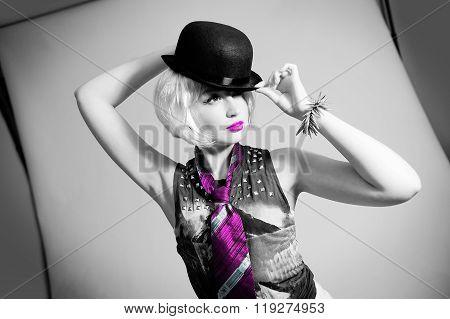 Hat play cabaret