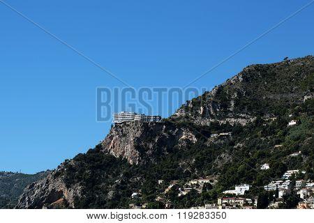 Monte Carlo Monaco Mountain View
