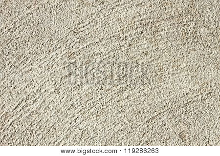 Surface Of The Gray Concrete