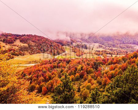 Campogrosso in Autumn