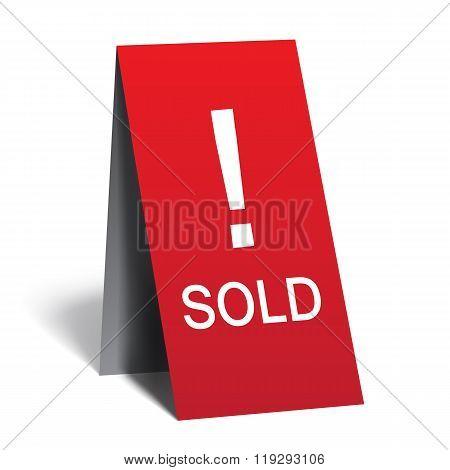 Sticker Pointer - Sold