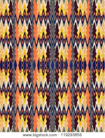 Vivid abstract fabric background