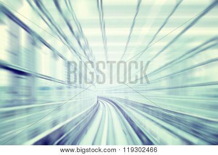 Blur Speed Track