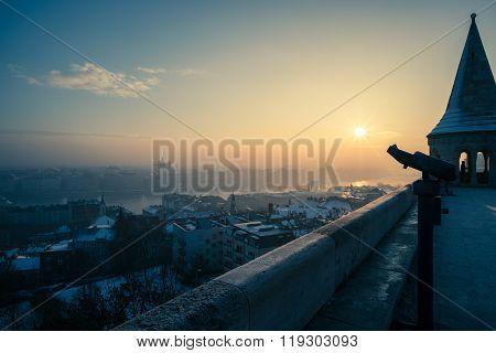 Budapest Best Sunrise