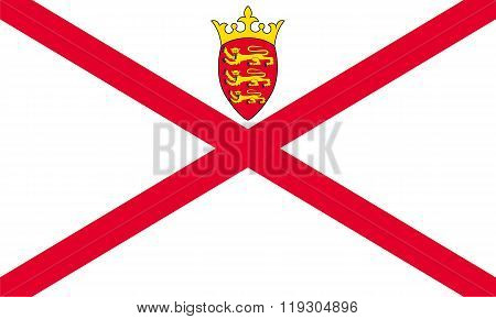 Standard Proportions For Jersey Flag