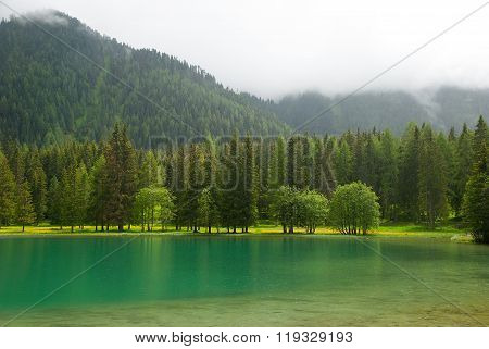 Lago Di Anterselva Antholzer See