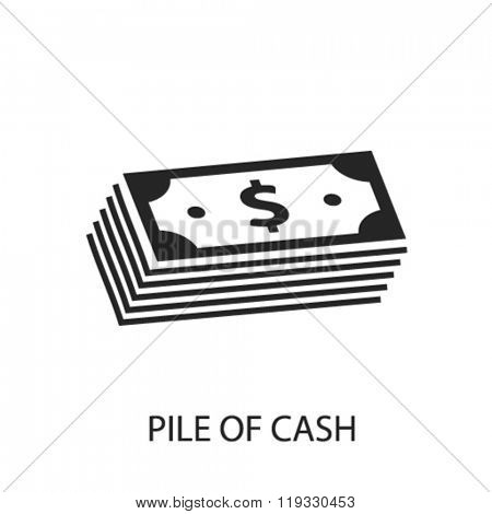 pile of cash icon, pile of cash logo, pile of cash icon vector, pile of cash illustration, pile of cash symbol, pile of cash isolated, pile of cash image, pile of cash drawing, pile of cash concept