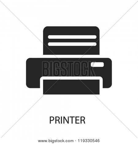 printer icon, printer logo, printer icon vector, printer illustration, printer symbol, printer isolated, printer image, printer drawing, printer concept