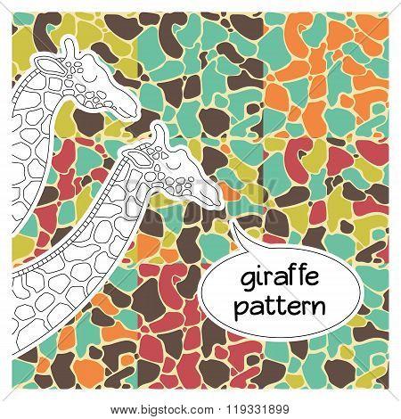 African Animal Pattern 3