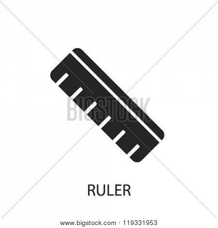 ruler icon, ruler logo, ruler icon vector, ruler illustration, ruler symbol, ruler isolated, ruler image, ruler drawing, ruler concept