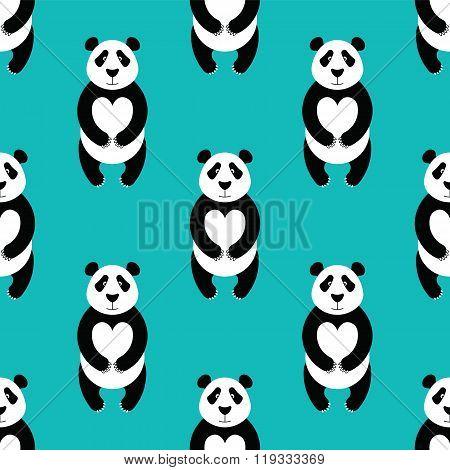 Panda Pattern 1