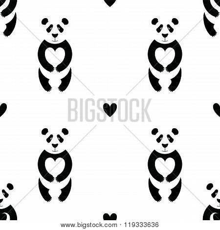 Panda Pattern 6