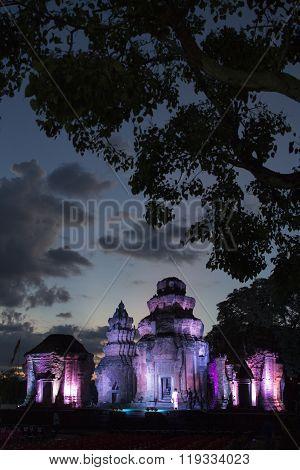 Thailand Isan Surin Sikhoraphum Temple